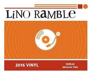 Lino Ramble Vinyl Shiraz