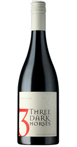 Three Dark Horses Grenache