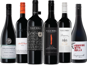 Premium Red Wine Pack